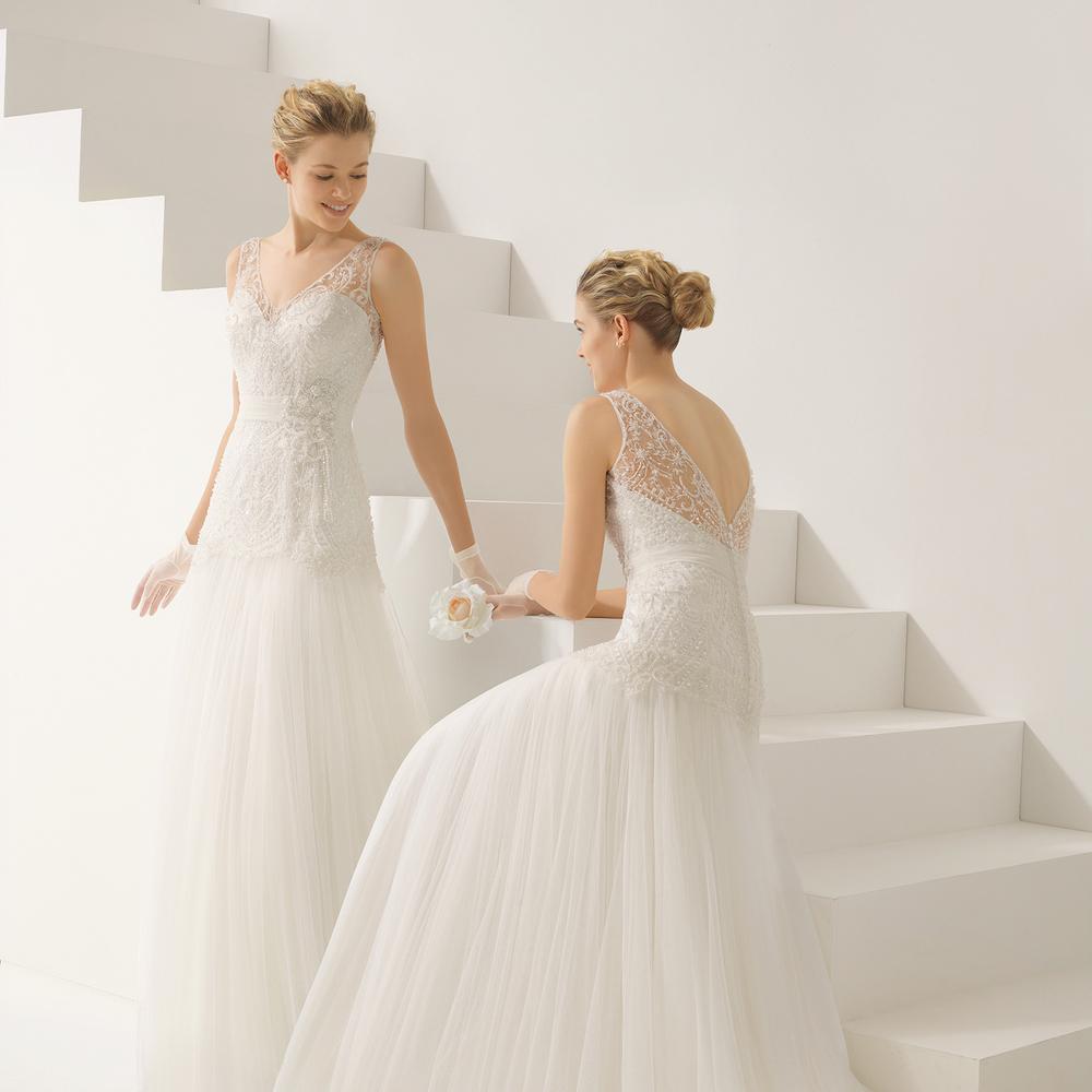 rosa clara soft vison lovely bride washington dc