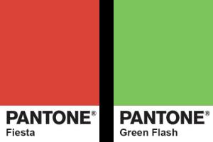 fiesta + green flash