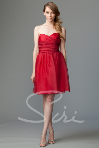 Vivace bridesmaid dress by Siri