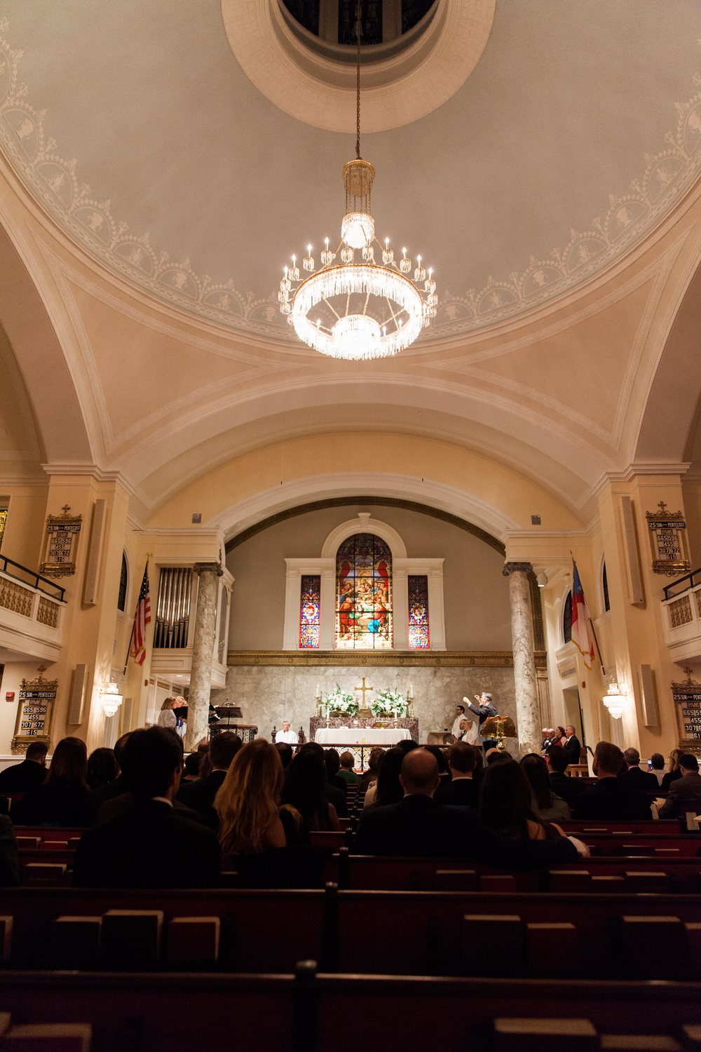 st. john's church lafayette square washington dc wedding planner