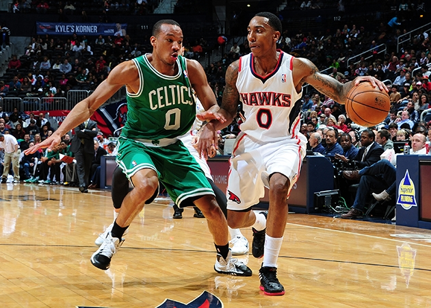 The loss of Avery Bradley takes the air out of this series.  Photo courtesy of NBA.com