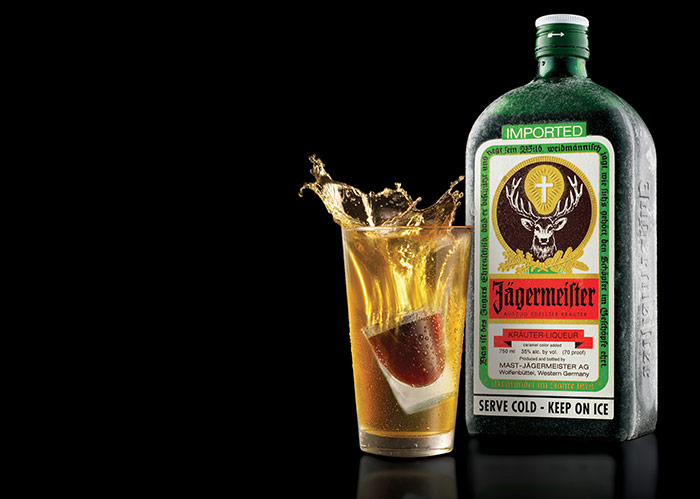 Jager Bombs Tanning Vox Populi