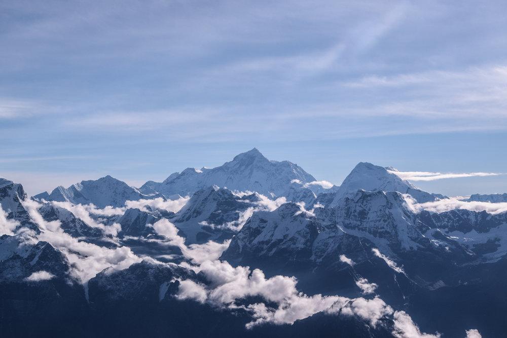 Gauri Shankar Peak