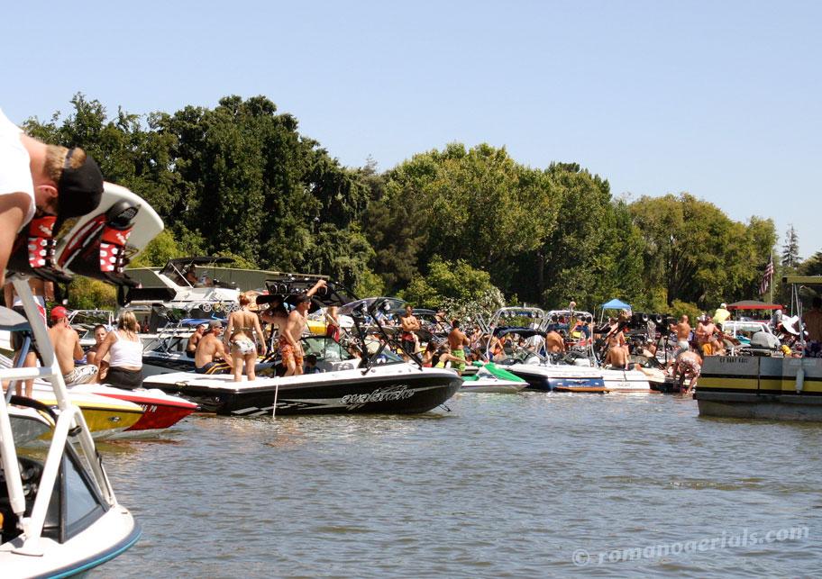 Live in the Central Valley? Stockton? Go Boating! — Romano ...