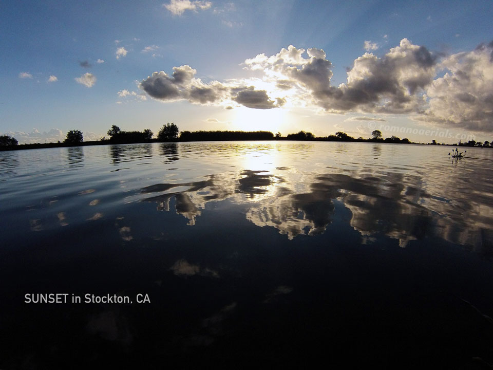 Delta Sunsets 4 Drive Up Locations In Stockton Ca Romano Aerials