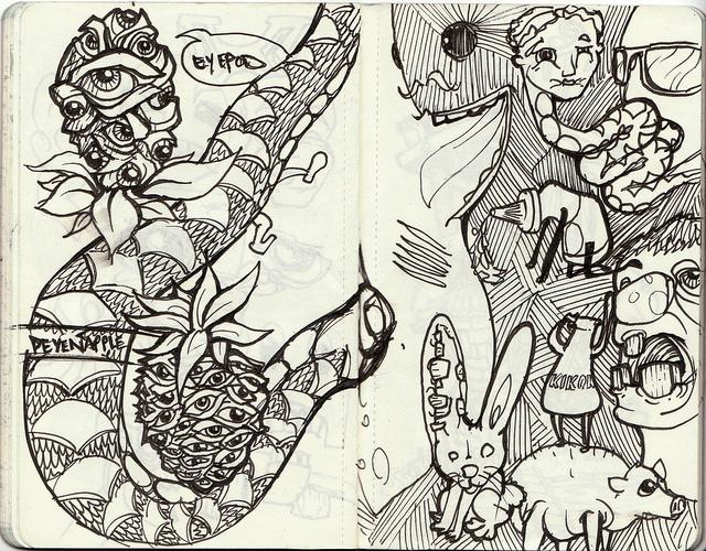 sketchbook 472  on Flickr.