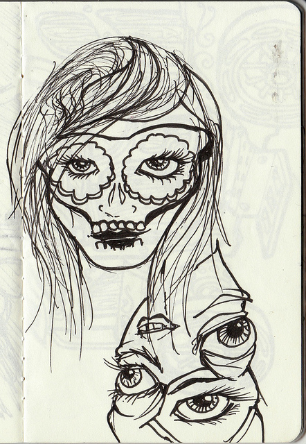 sketchbook 470  on Flickr.