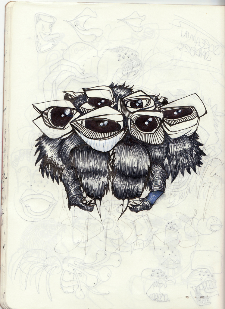 sketchbook 376 (by www.theud3.com)