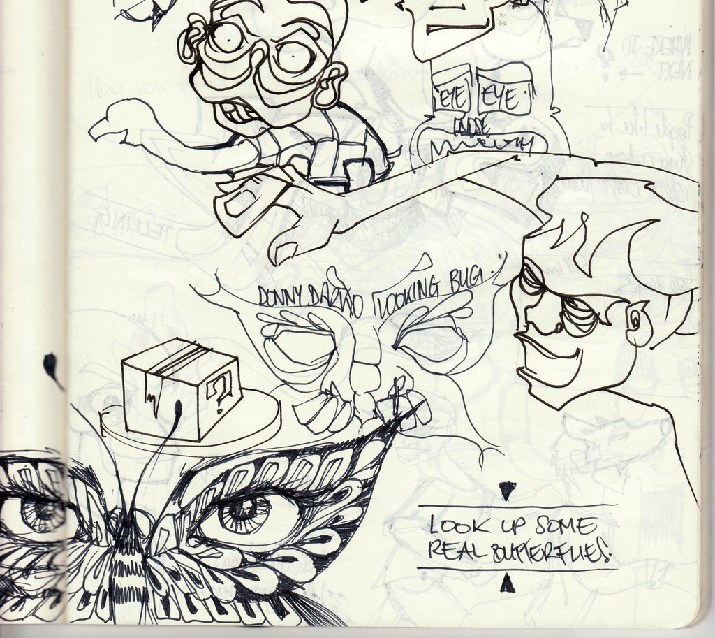 sketchbook 358 (by  www.theud3.com )