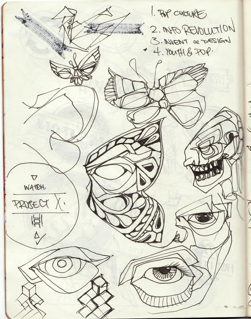 sketchbook 354 (by www.theud3.com)
