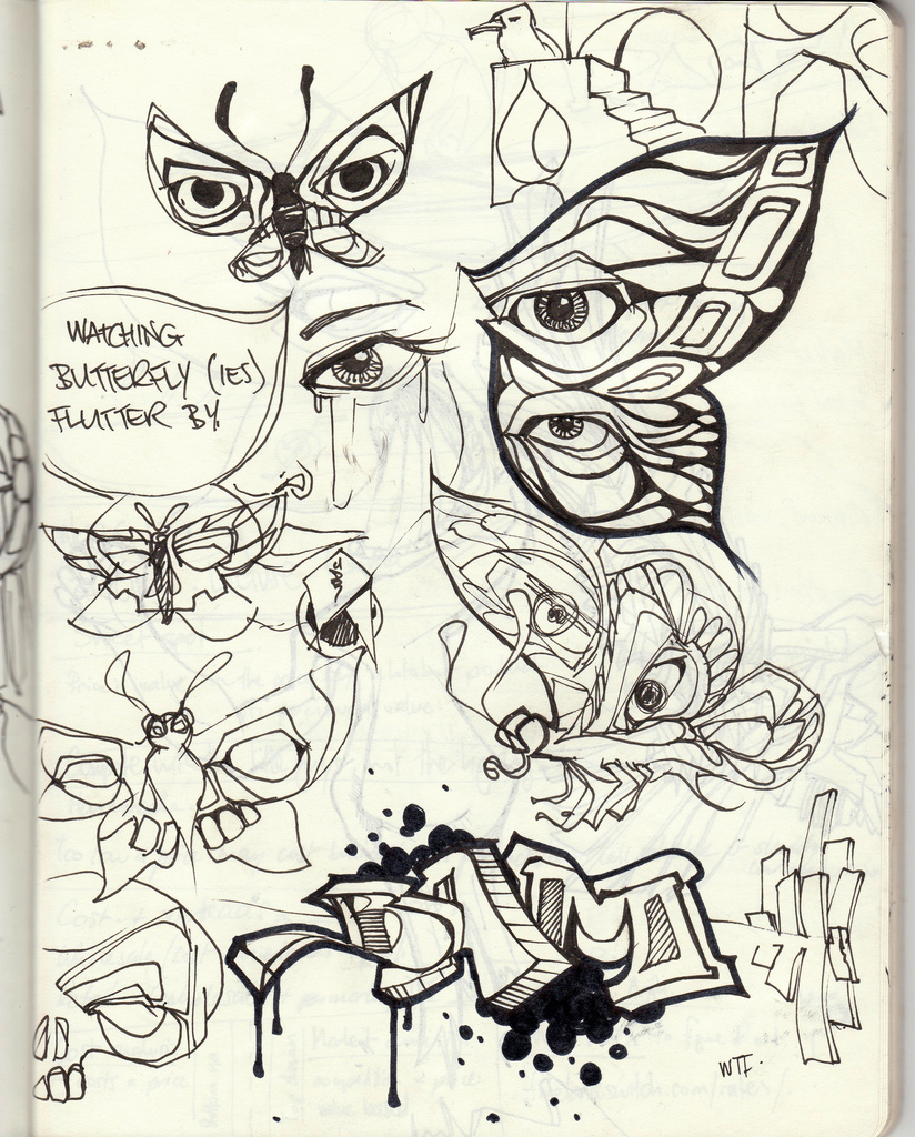 sketchbook 355 (by  www.theud3.com )
