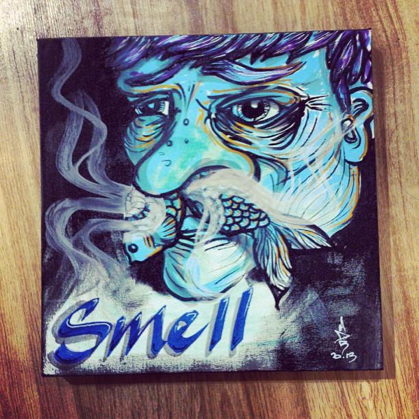 Sense 1. Smell