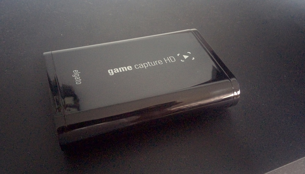 Elgato Game Capture HD, passively powered screen capture card