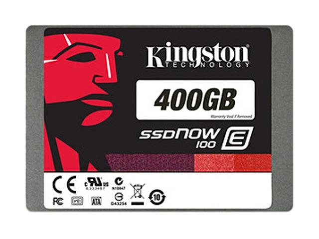 Kingston SSD E100, enterprise level SSD. Credits to Kingston