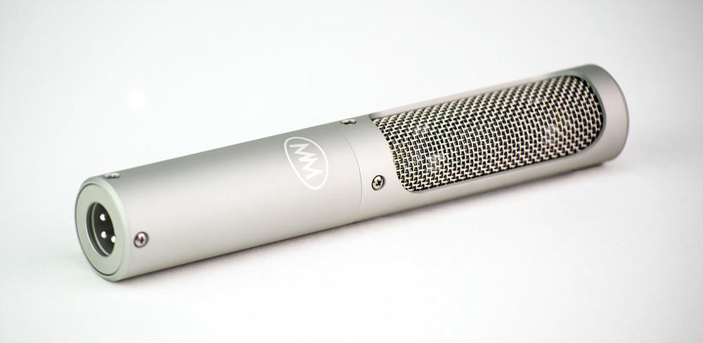 Mesanovic Microphones Model 2A Active Ribbon Microphone; Credits  Mesanovic Microphones