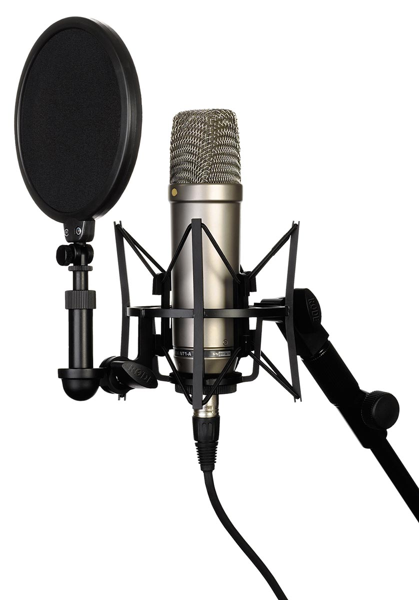 Rode NT-1A, Credits  Rode Microphone