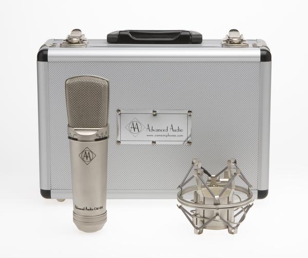 Advanced Audio CM414, Credits  Advanced Audio MIcrophones