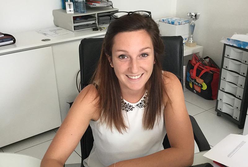 Sarah jadaud - assistante administrative et commerciale