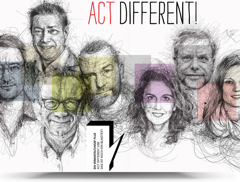 ECON VERLAG – ACT DIFFERENT!    #ActDif