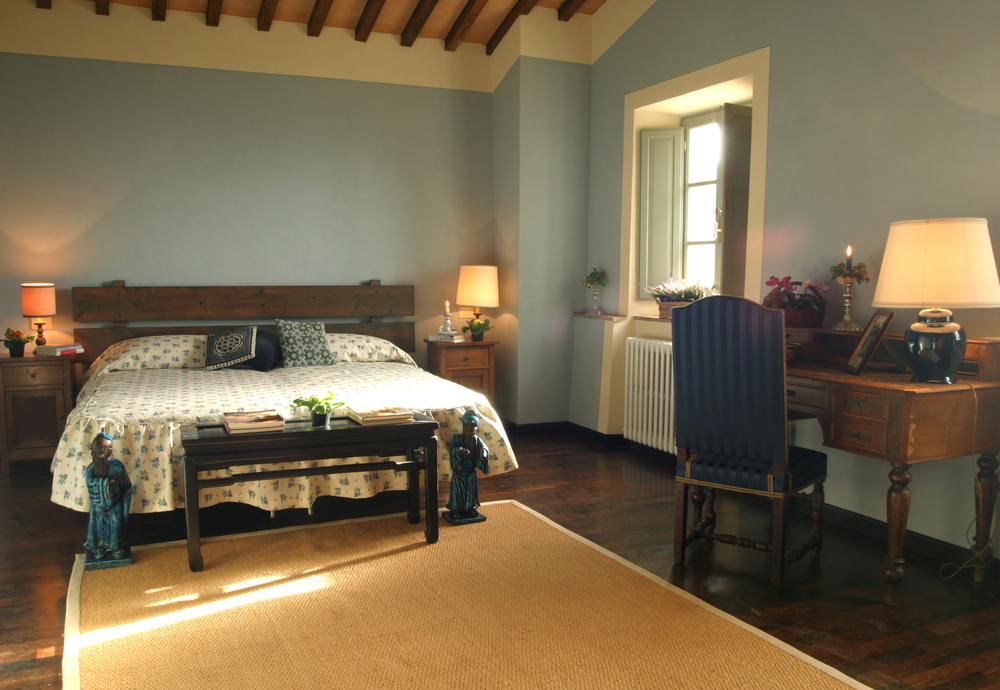 DOUBLE ROOM, LE CAPANNE