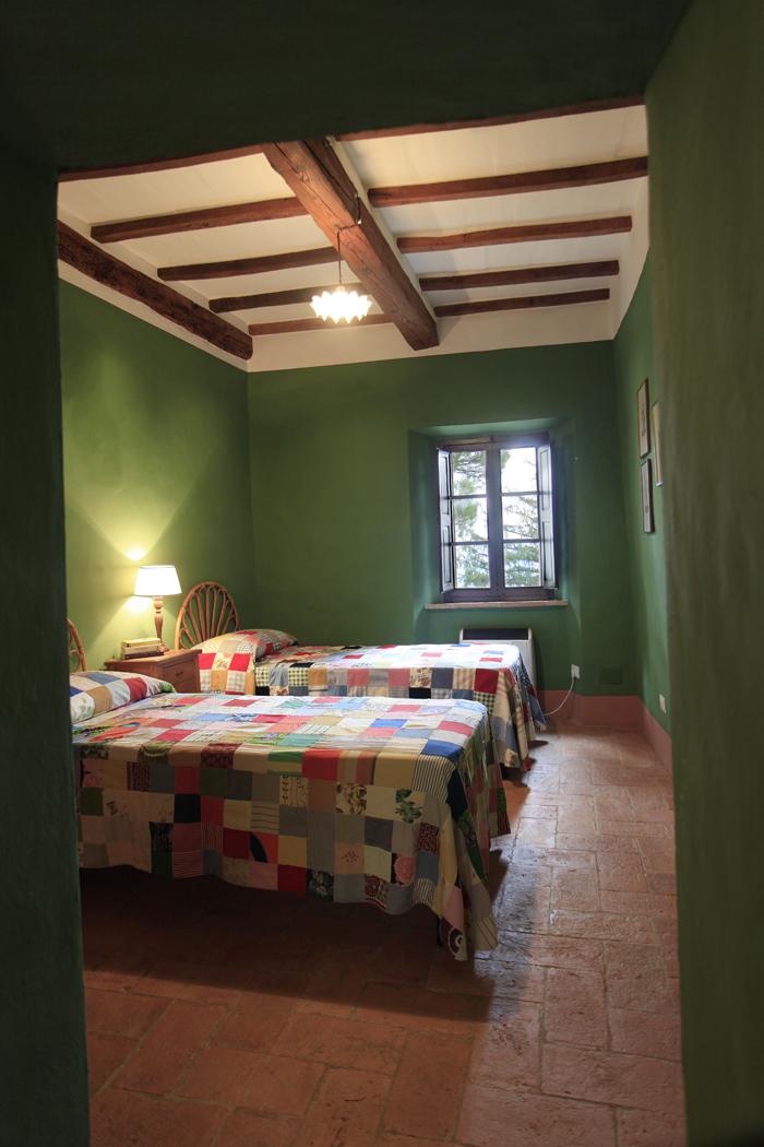 TWIN ROOM, LA CAPANNE