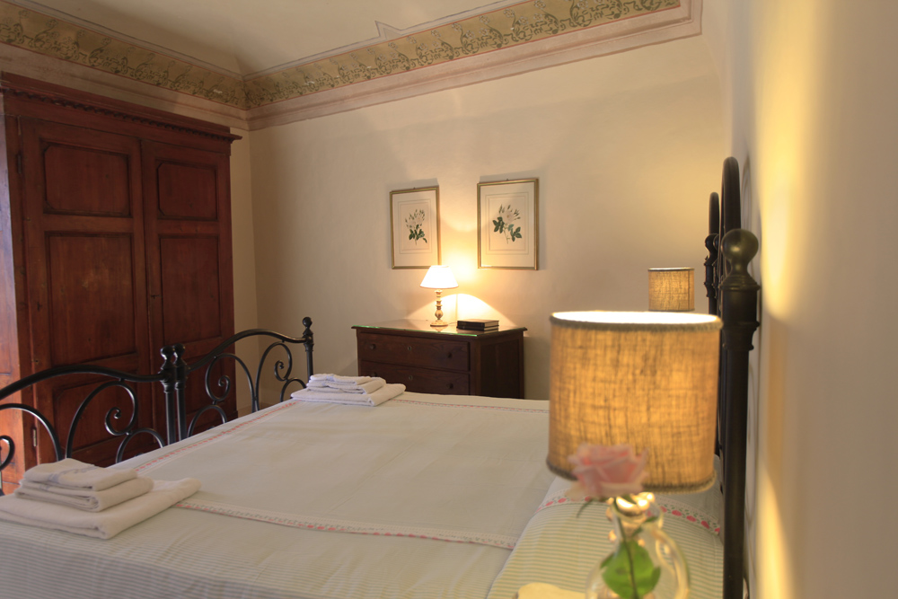 DOUBLE ROOM, CASA DEL ENRICO