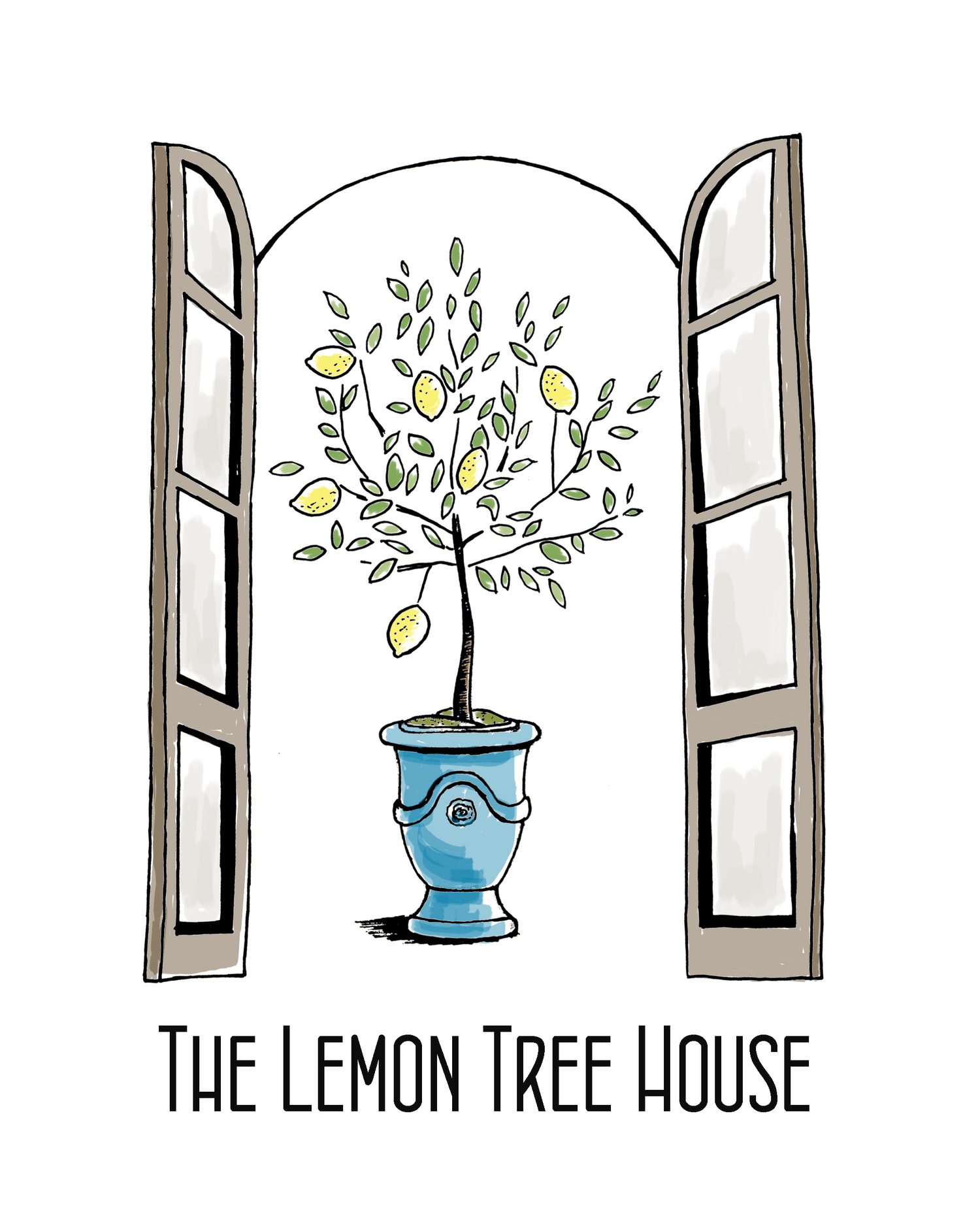 The Lemon Tree House Residency for Writers