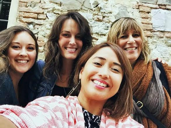 RHAE LYNN, KATE, MELISSA, NANCY