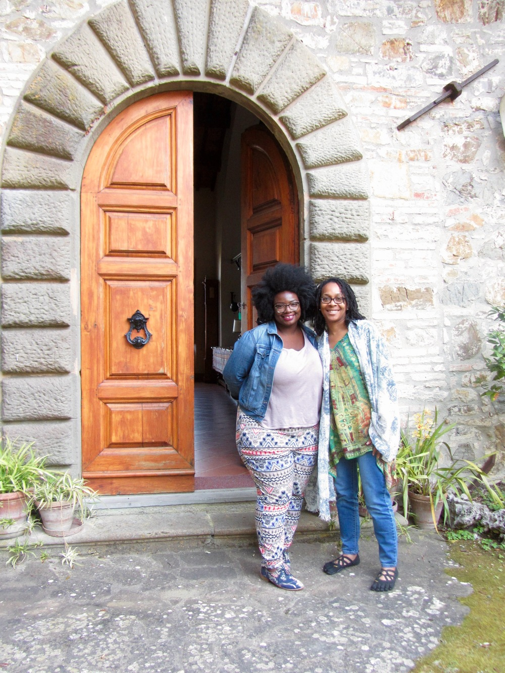 Kima Jones, Latoya Watkins The Lemon Tree House Residency