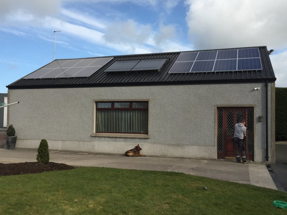 4KW Domestic Installation, Co. Tyrone