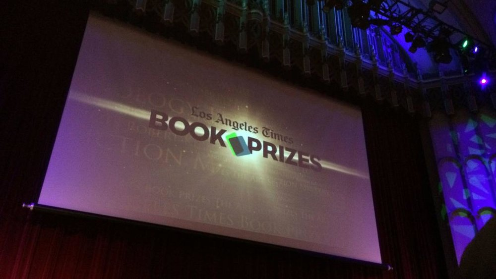 Los angeles times book prizes