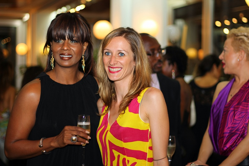 Ms Ucenna Mojekwu (Head Comm & CSR FCMB) & Ms Francesca Rosset (Director Kinabuti).jpg