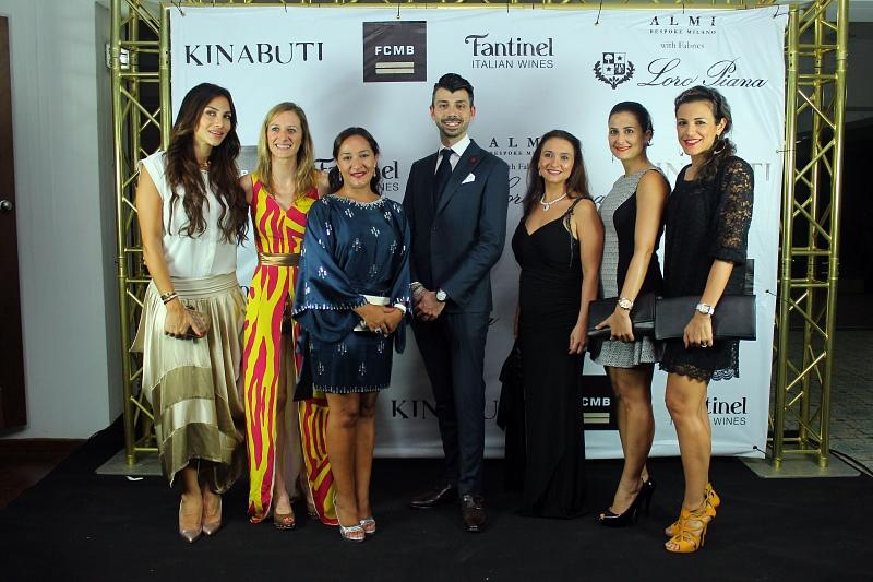 Ms Zaina, Ms Francesca Rosset, Ms Marie Loius, Mr Christofer Kaprelian,  Ms Sarah Bolous, Ms Evita & MsTatiana Moussalli.jpg
