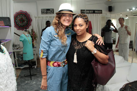Caterina and Ms Lola Okoye.jpg