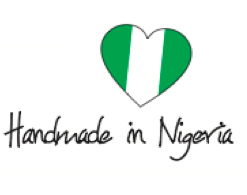 logo hand made in nigeria