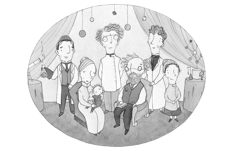 Family Portrait_Illustration_Black and White.jpg
