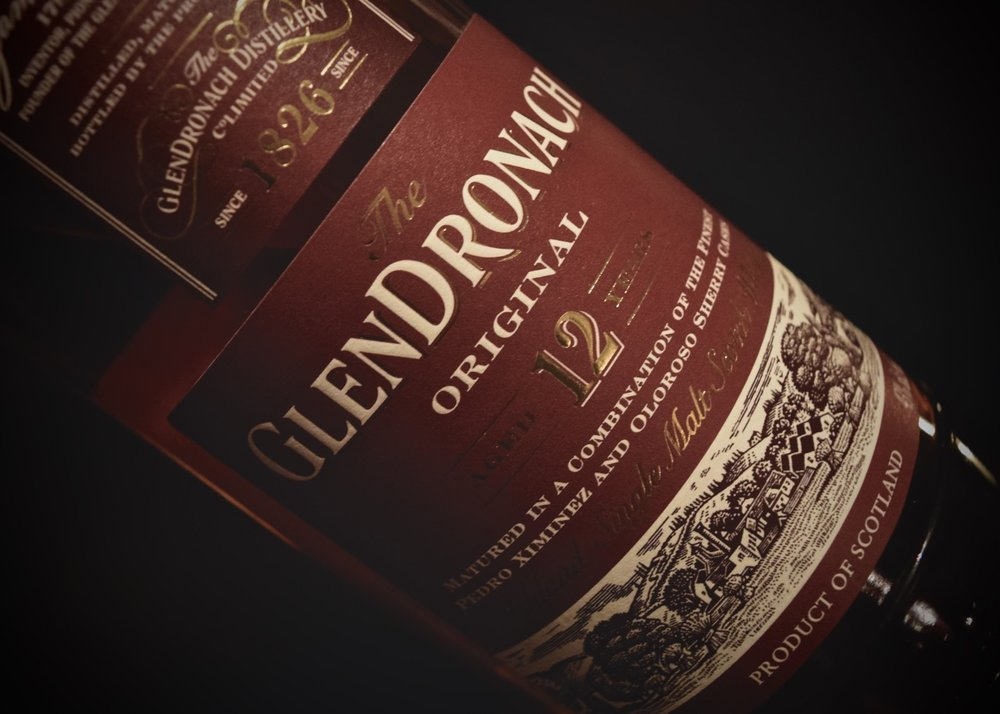 The Glendronach 12