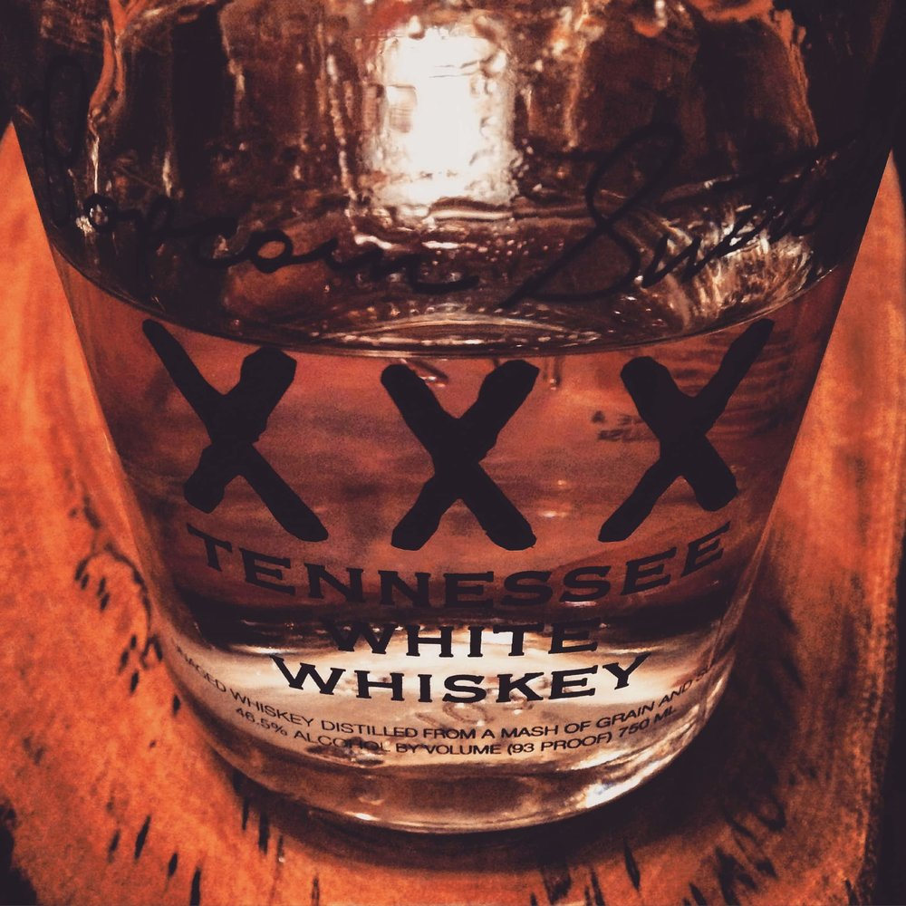 Popcorn Sutton's XXX Tennessee White Whiskey