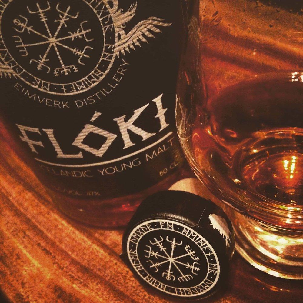 Floki Icelandic Young Malt Whisky
