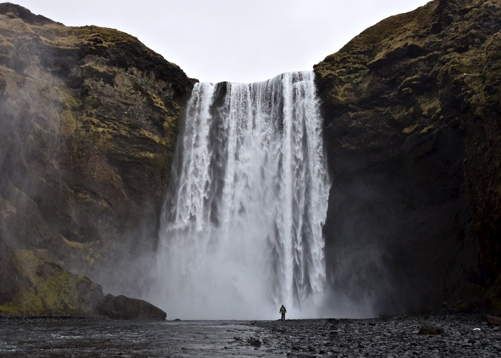 Skógafoss Waterfall - South Iceland
