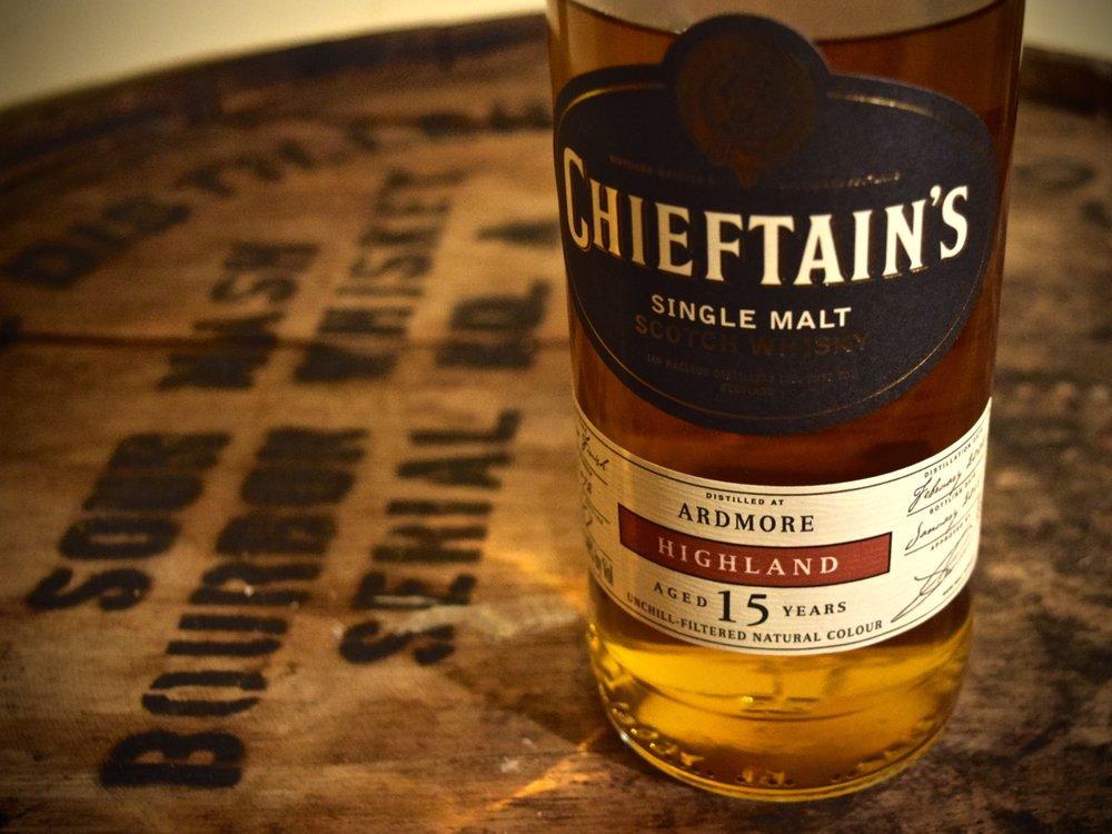 Chieftain's Ardmore 15 Highland Madeira Finish