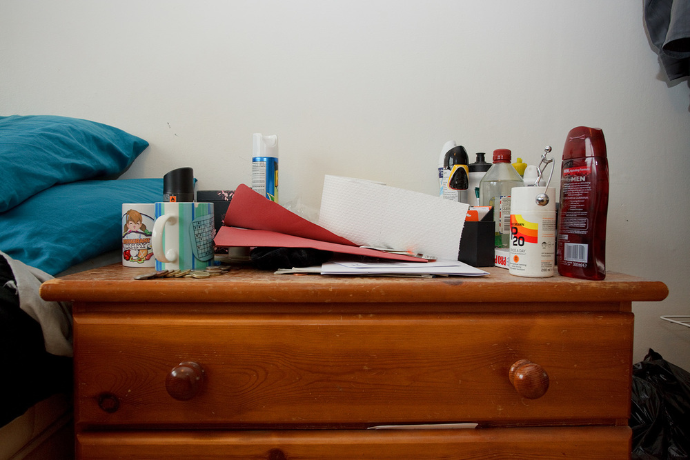 Nightstand Photo Series #14