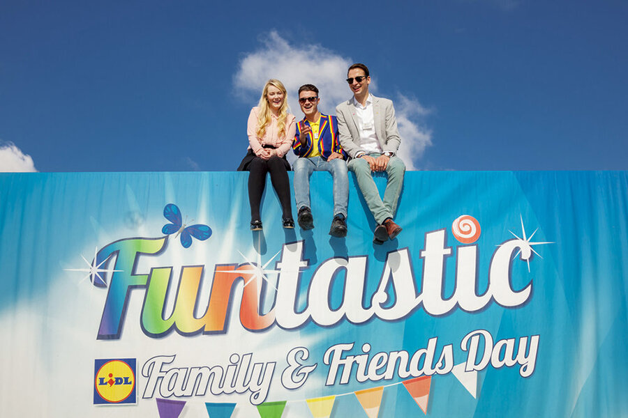 Lidl Funtastic, Southampton, 2016: Shot for All About the Idea-Events & Consumer Communications Consultancy