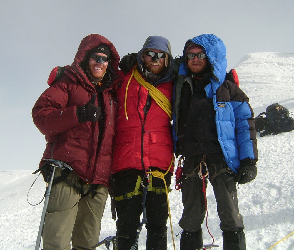 Denali / Mt. McKinley Summit