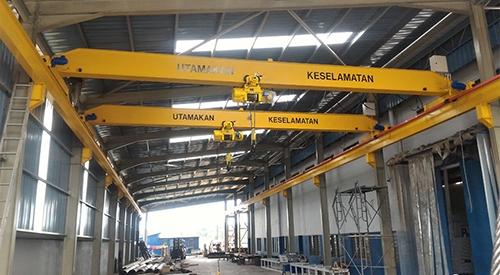 Overhead Cranes malaysia — SEP MEGA - MALAYSIA'S GOODS HOIST