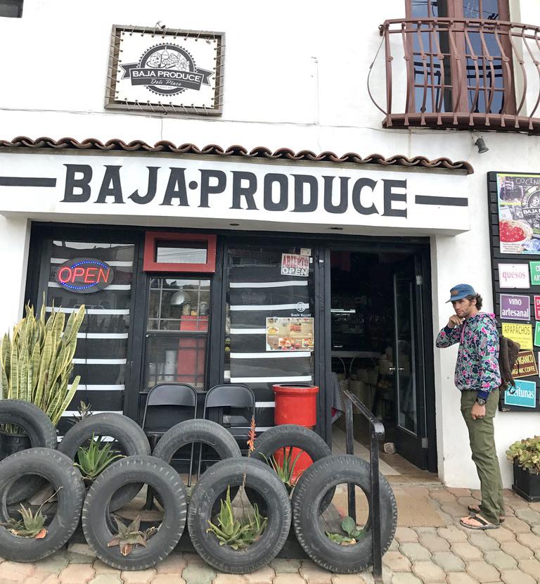 Baja Produce