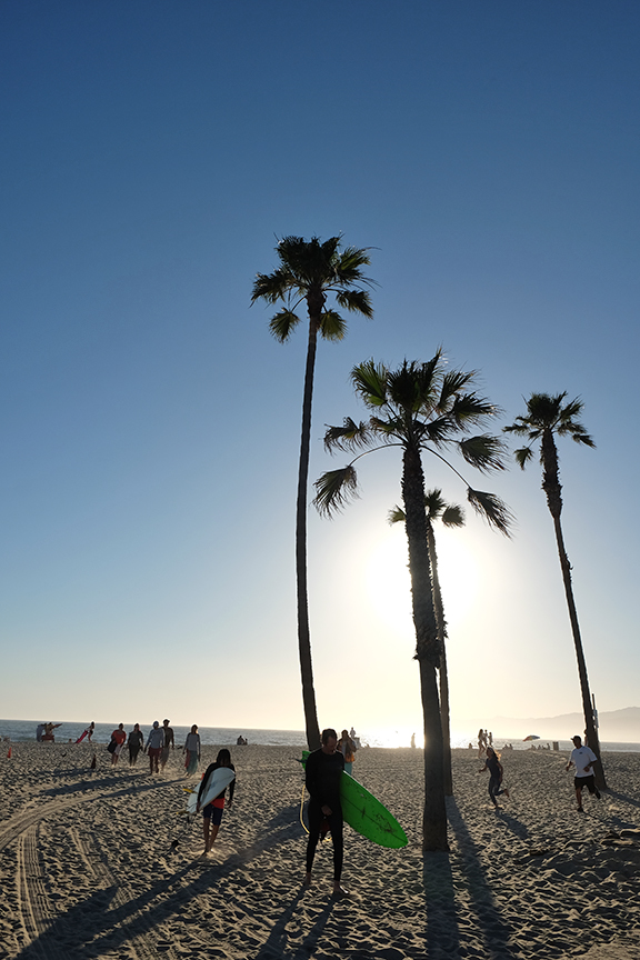 Headed to Venice beach for a picnic with some friends