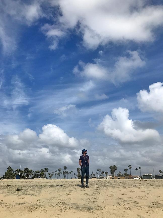 Ocean Beach, San Deigo