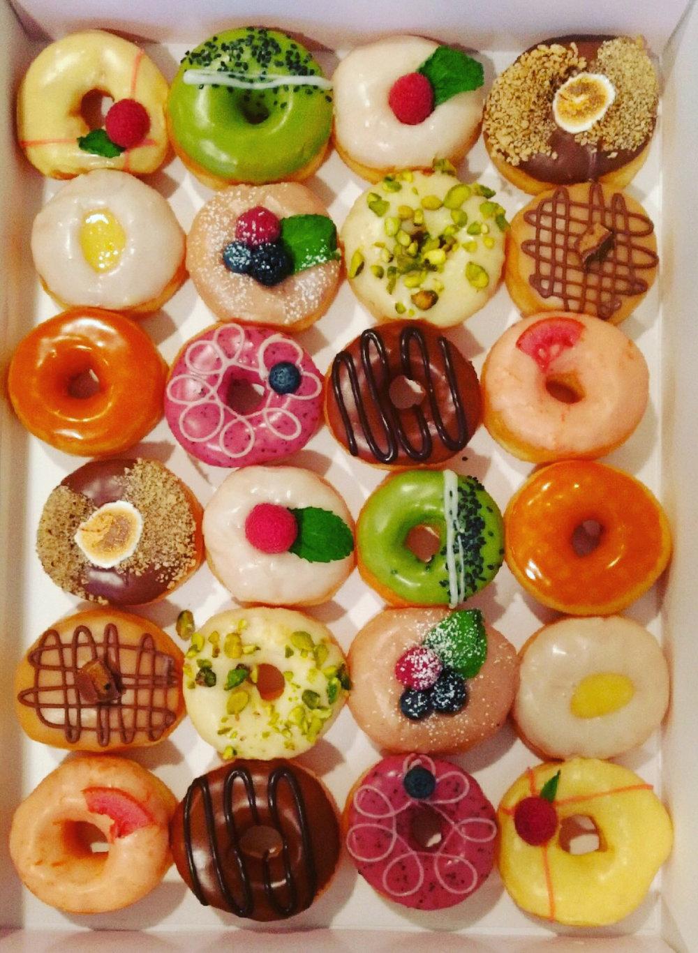 Donut Snob dunuts