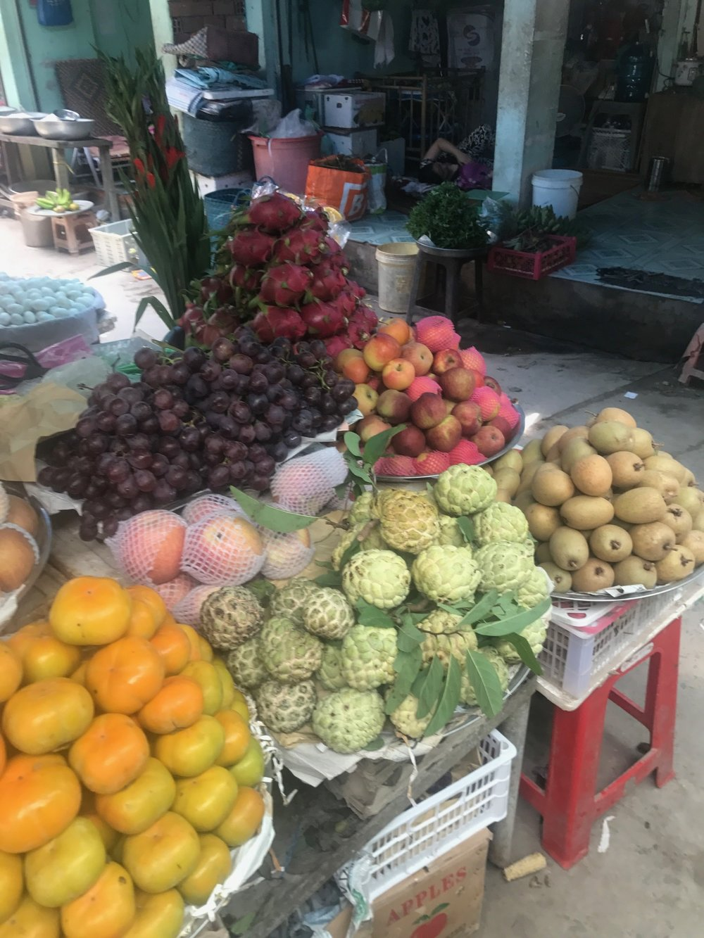 the Mekong Delta Market